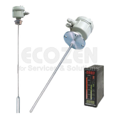 Cảm biến điện dung báo mức chất rắn Capacitance Level Transmitter Model EB-RF