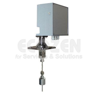 Hệ thống đo mức bồn chất rắn kiểu cơ điện tử Finetek Model EE300