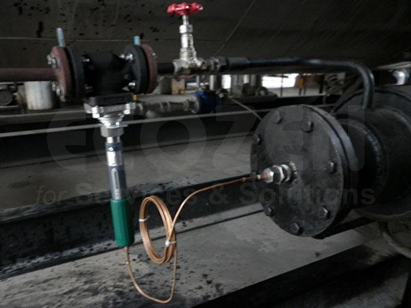 Hình ảnh thực tế Van điều khiển nhiệt độ ADCA Model TR40/ TR40SS