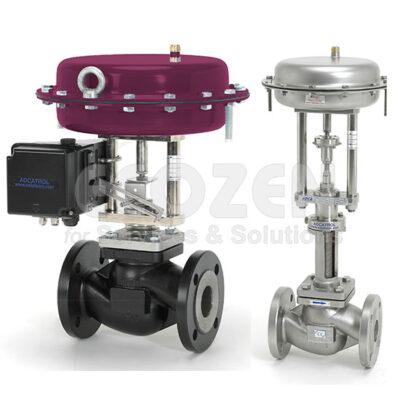 Van tuyến tính khí nén Adca Model PV25