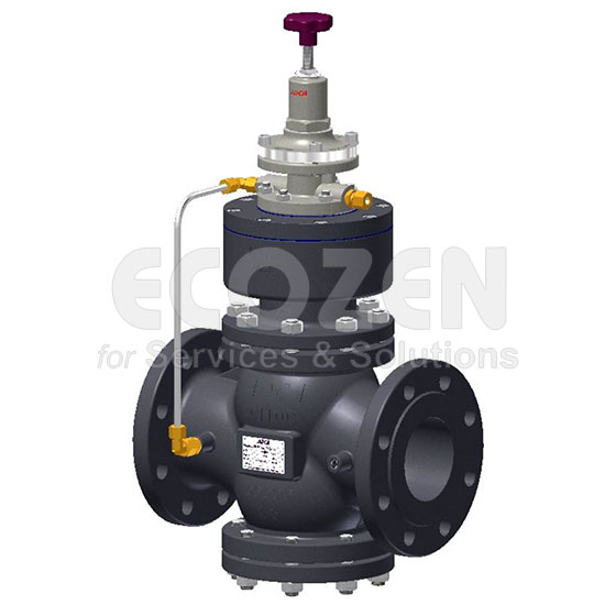 Pilot Operated Pressure Reducing Valves PRV47/2 DN65 – DN100