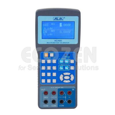 Bộ cấu hình thiết bị Alia ACA60 - Multi-Function Calibrator