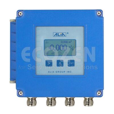 Đồng hồ đo lưu lượng điện tử - Electromagnetic flow converter with Thermal Energy Model AMC2100E Series