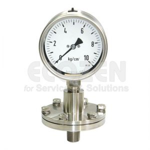 Đồng hồ áp suất màng nối ren - Thread Type Diaphragm Seal Model DT110