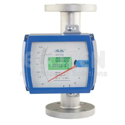 Đồng hồ đo lưu lượng khí nén, dầu, gas (Metal tube variable area flowmeter Model AVF250 Series)