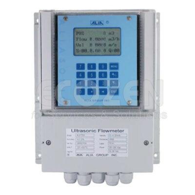 Đồng hồ đo lưu lượng Alia AUF750- Transit-time Ultrasonic Flowmeter
