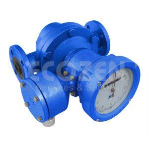 Đồng hồ đo lưu lượng dầu nóng Alia ADF810