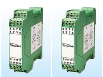 Bộ chuyển đổi tín hiệu PT100 sang 4-20ma lắp tủ điện