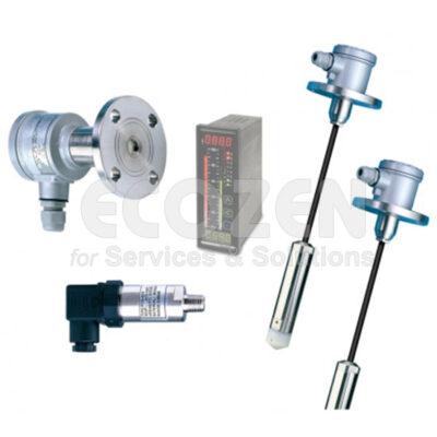 Cảm biến áp suất - Pressure Level Transmitter Model EC