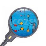 Phao báo mức nước thải dạng cáp FA/FB