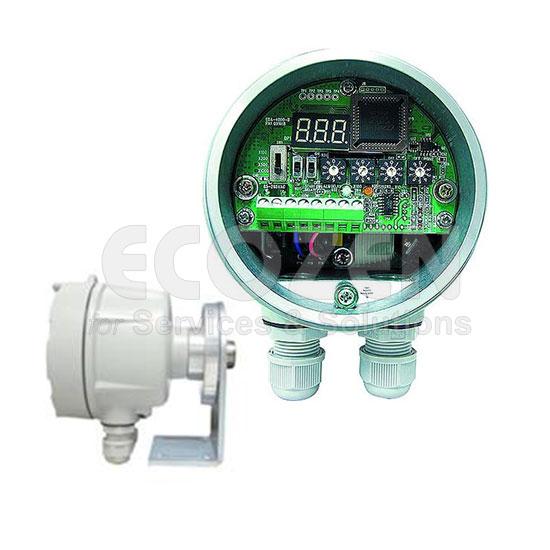 Công tắc kiểm soát tốc độ Finetek ED4000 (Series speed monitor)