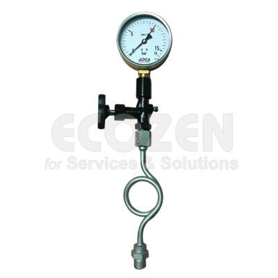 Đồng hồ áp suất Adca Model MAN-100