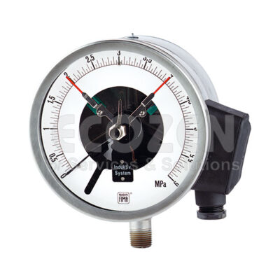 Đồng hồ đo áp suất Nuova Fima Model MCE20