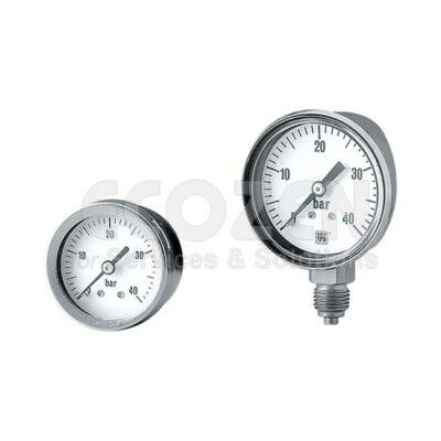 Đồng hồ áp suất Pressure Gauge Model MGS18 DN40-50