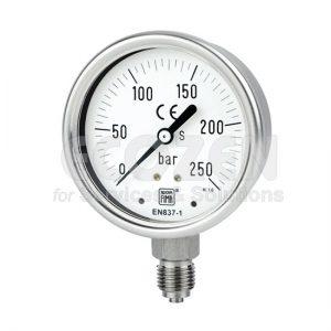 Đồng hồ đo áp suất nước MGS18