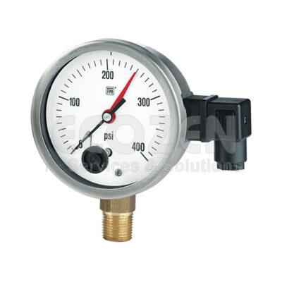 Đồng hồ đo áp suất Nuova Fima Model MGS72