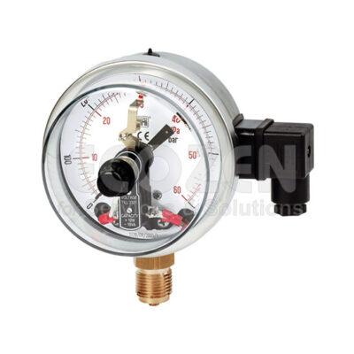 Đồng hồ áp suất Nuova Fima Model MN14/10