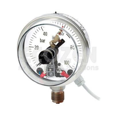 Đồng hồ áp suất Nuova Fima Model MN14/18