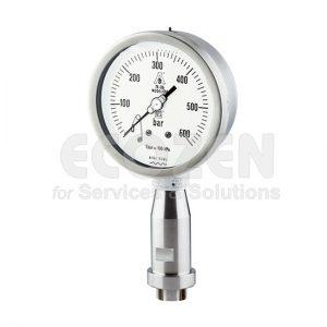 Đồng hồ đo áp suất có dầu OM Nuova Fima