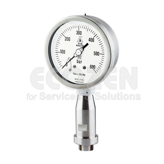 Đồng hồ áp suất Nuova Fima Model OM