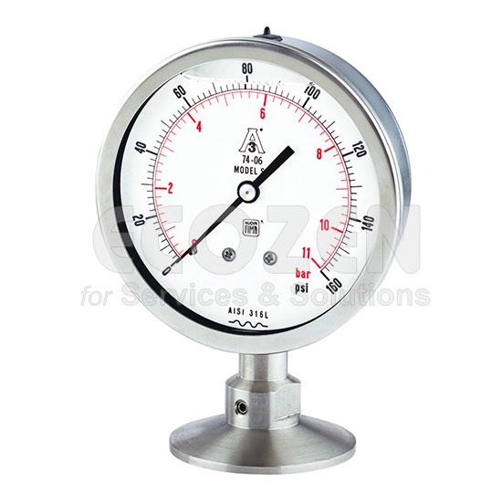 Đồng hồ áp suất Nuova Fima Model SP