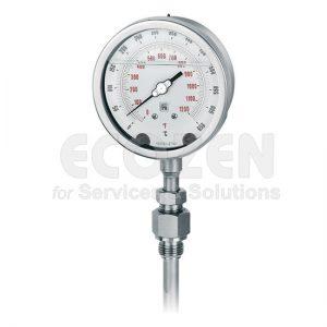 Đồng hồ đo nhiệt độ dạng cơ TA8