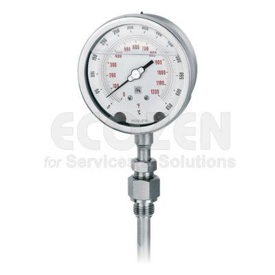 Đồng hồ đo nhiệt độ chân đứng Nuova Fima Model TA8