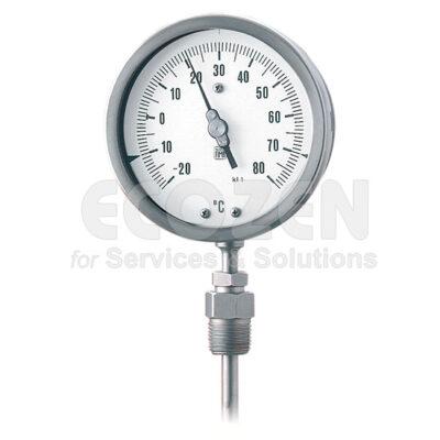 Đồng hồ nhiệt độ dạng dây Nuova Fima Model TG8