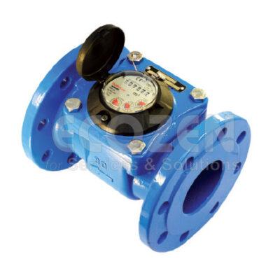 Đồng hồ đo lưu lượng nước với trục cánh dạng ngang - Water Meters With Horizontal Impeller Axle MWN 65