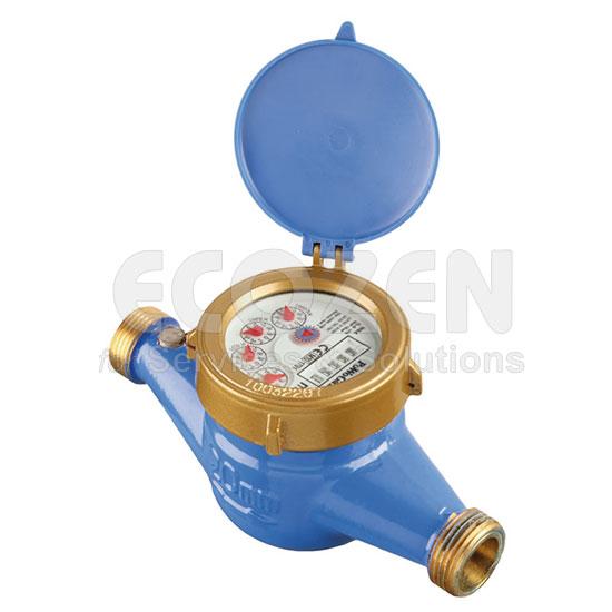 Đồng hồ đo nước sạch dạng đa tia - Multi-Jet Water Meters