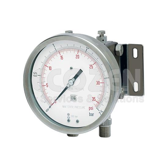 Đồng hồ chênh áp - Differential Pressure Gauges MD15