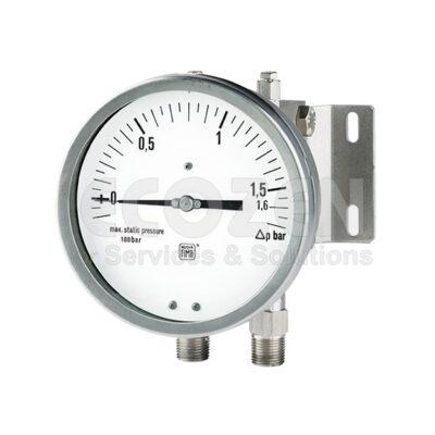 Đồng hồ chênh áp - Differential Pressure Gauges Model MD13