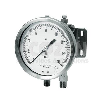 Đồng hồ chênh áp - Differential Pressure Gauges Model MD14