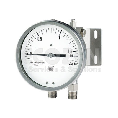 Đồng hồ chênh áp - Differential Pressure Gauges Model MD16