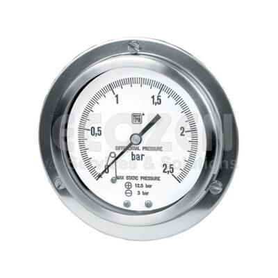 Đồng hồ chênh áp - Differential Pressure Gauges Model MD18