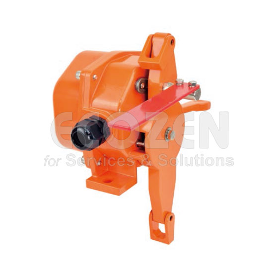 cong tac giat day bang tai Safety stop switch Model SRS