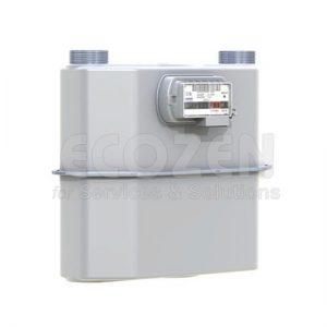 Đồng hồ đo lưu lượng gas Apator dạng màng
