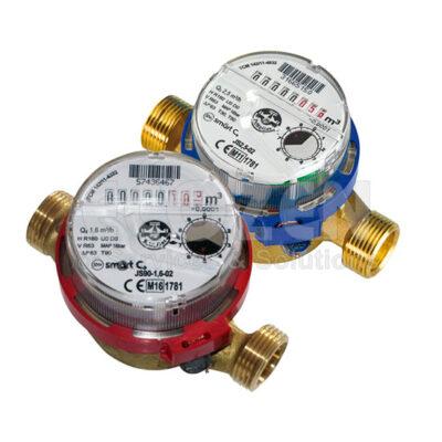 Đồng hồ đo nước sạch - Single-Jet Water Meters Model JS SMART+