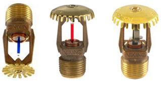 Giá đầu phun chữa cháy sprinkler