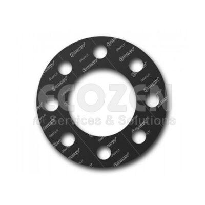 Gioăng tấm - vòng đệm chì chịu nhiệt Graphite Donit