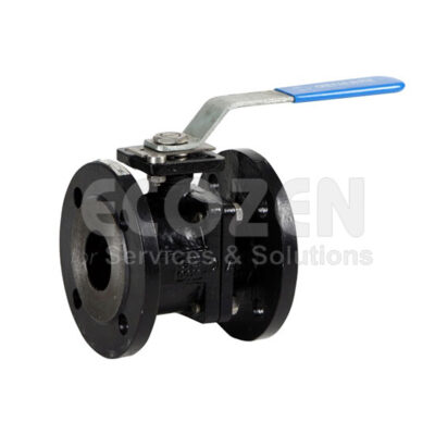 Van bi 2 mảnh nối bích 2525 Genebre - 2 pcs Full bore ball valve