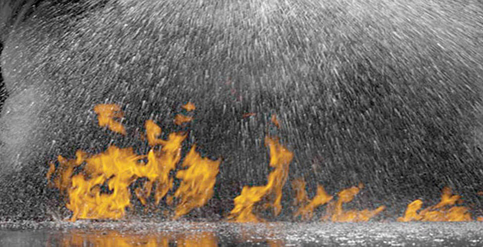 Van phòng cháy chữa cháy đạt tiêu chuẩn PCCC UL/FM