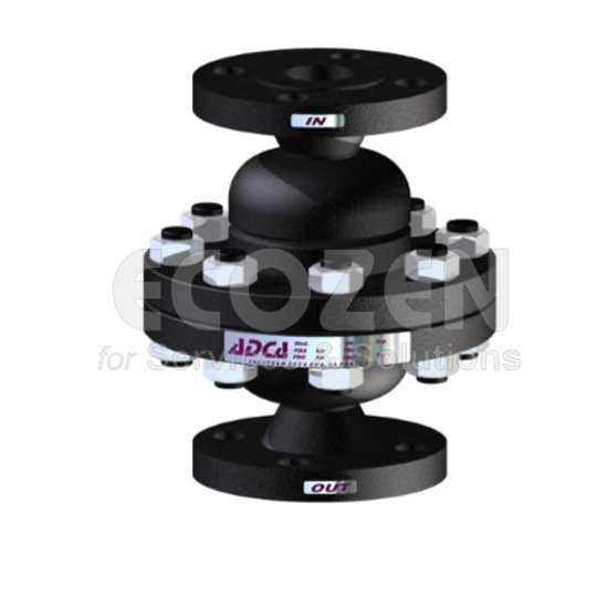 Bẫy hơi lưỡng kim Adca BM-HC – Bimetallic steam trap DN 40-100