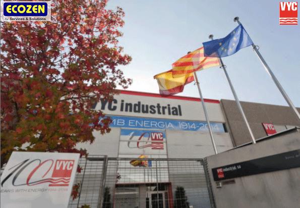 VYC Industrial vietnam