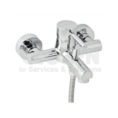 Bộ củ sen tắm 64100 04 45 66 - SINGLE LEVER BATH MIXER WITH KIT