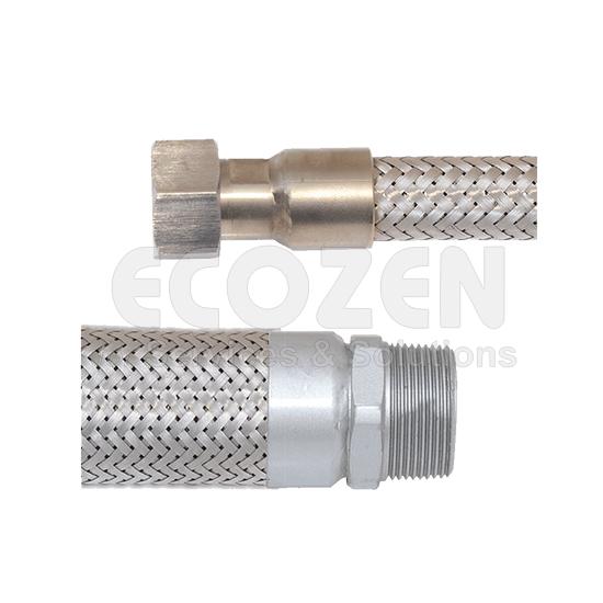 ống nối mềm INOX ecozen