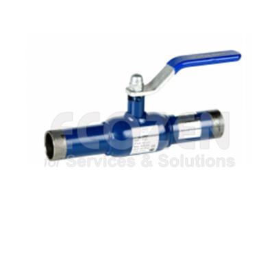 Van bi 1 mảnh Genebre 2035-1 pc reduce bore ball valve