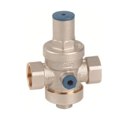 Van giảm áp nước Genebre 3318 - Redux-GE piston pressure reducer valve