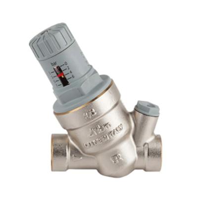 Van giảm áp nước Genebre 3324-Membrane pressure reducer valve with filter