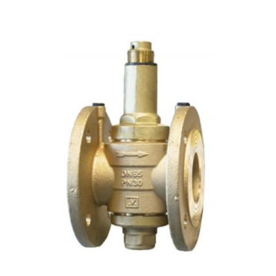 Van giảm áp nước Genebre 3344 - Direct acting piston flanged ends pressure reducing valve